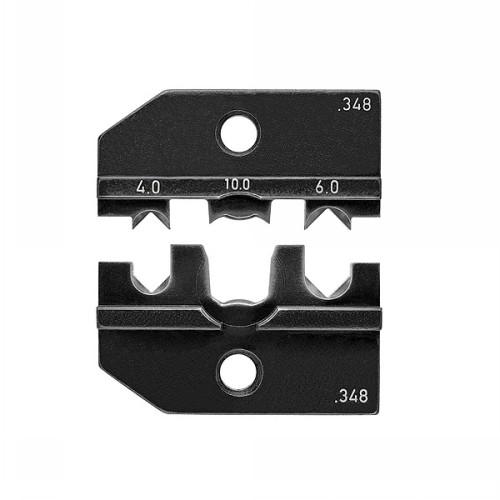 9749-72 9749-72 圧着ダイス (9743-200用) KNIPEX(クニペックス) 1個