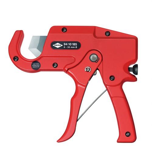 9410-185 9410-185 プラスチックパイプ用カッター KNIPEX(クニペックス) 全長:185mm 1個