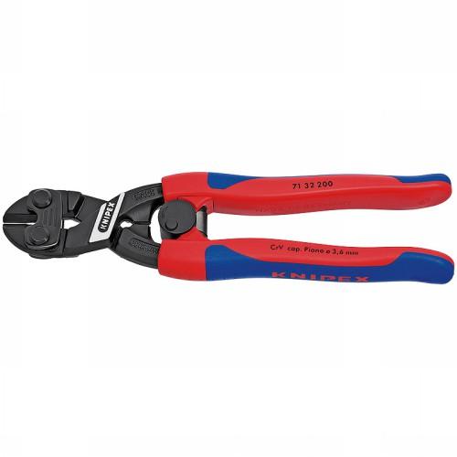 取寄 7132-200 7132-200 小型クリッパー バネ付(SB) KNIPEX(クニペックス) 1個