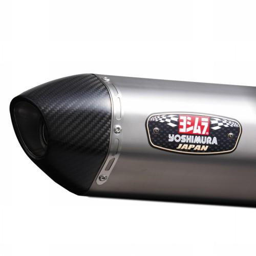 110-229-5W80 Slip-On R-79S サイクロン カーボンエンド EXPORT SPEC政府認証(STC) ヨシムラ 1本
