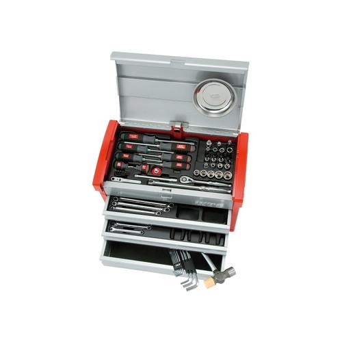 取寄 チェストタイプ SK3650E 工具セット(チェストタイプ) SK3650E KTC チェストタイプ 1セット