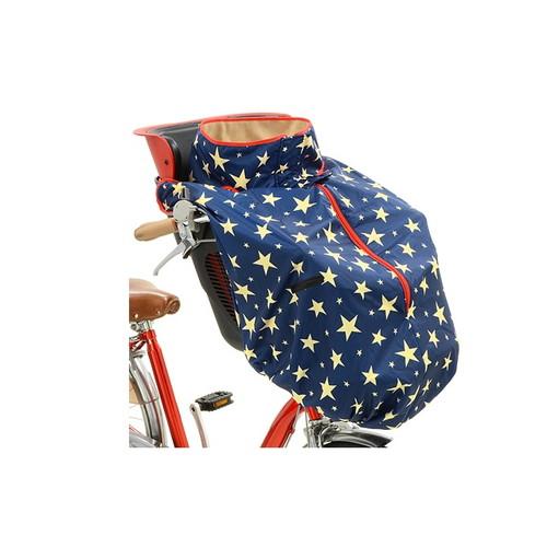 OGK(オージーケー技研) BKF-001 自転車 まえ幼児座席用ブランケット スター チャイルドシート用 メーカー品番:BKF-001 1個 お子様の防寒に!【防寒特集】