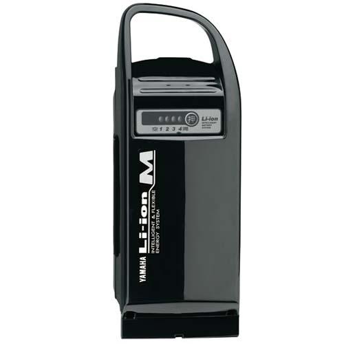 YAMAHA(ヤマハ) PAS純正バッテリー リチウムイオン X56 6.0Ah ブラック メーカー品番:907932511400 1個 電動自転車 電動アシスト自転車
