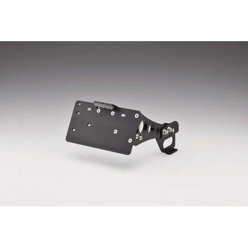 HD-01444 ナンバーサイドマウントキット アクスルマウント2 XL1200V/X キジマ ブラック 1個