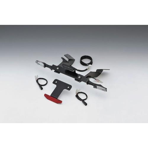 HDC-01400 フェンダーレスKIT +TRLウインカー×2 モンスター1200 キジマ 1個