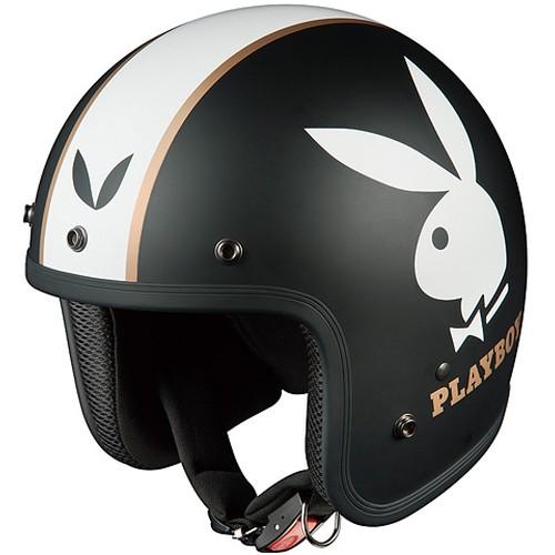ヘルメット FOLK PLAY BOY フラットブラック-1 OGK[オージーケーカブト]