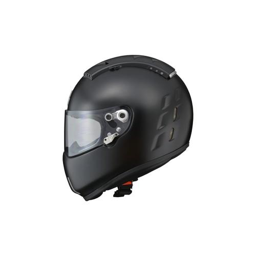 取寄 フルフェイスタイプ DRAGGER2 BREEZ DRAGGER2 フルフェイスヘルメット ハーフマットブラック M リード工業(LEAD) ハーフマットブラック 1個
