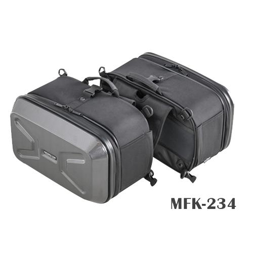 バッグ MFK-234 ミニシェルケース[ツーリング] カーボン柄 TANAX[タナックス]