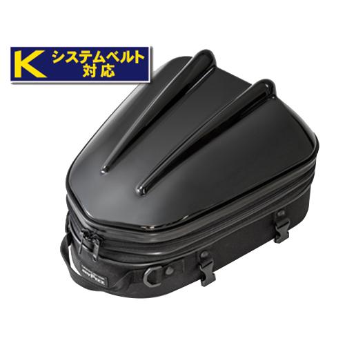 TANAX(タナックス) シェルシートバッグ MT ブラック MFK-238 1個