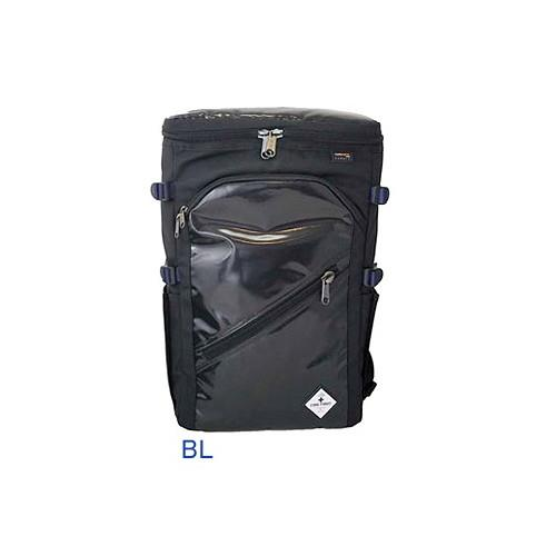 バッグ FFDP-110 FFカーボン柄コーデュラスクウエアリュック BL アークネスジャパン
