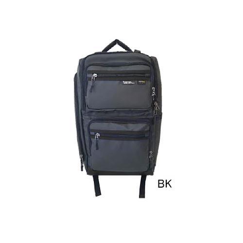 バッグ FFF-310 FFカーボン柄コーデュラ2ポケリュック 小 BK アークネスジャパン
