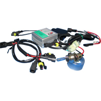 DELTA(デルタ) オートバイ用HID HID nano PH7 9500K