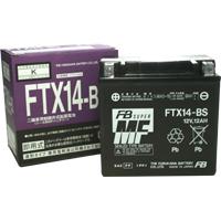 液別タイプになります 使用前に電解液を注入して使用します YTX14-BS互換 FTX14-BS 古河電池 テレビで話題 X-4対応 液別MFバッテリー アフリカツイン シャドー750 超特価 VFR750K