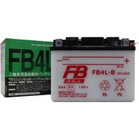 YB5L-B互換 FB5L-B 古河電池 液別タイプ(開放型) バッテリー リード80/RZ125/TZR125/RZ250R対応