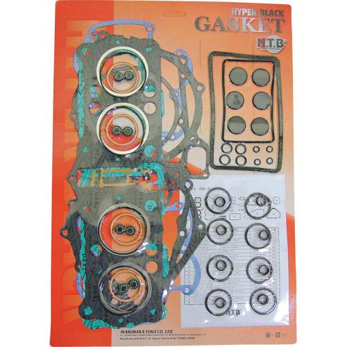 取寄 GKH-001B ガスケットキット CB750 NTB 1セット