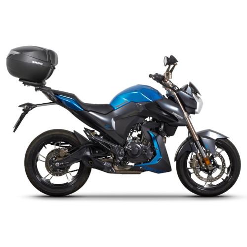 - SHAD シャッド バイク フィッティングキット ZONTES 実物 ベース Z0ZT11ST 世界の人気ブランド トップマスターフィッティングキット Z2-125