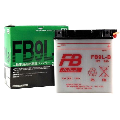 - 古河電池 バイク 開放型バッテリー FB9L-B YB9L-B 互換 レブル 車種によっては年式やタイプにより搭載バッテリーが異なる場合がありますので 即納最大半額 NC21 KH500n※車名が同じ場合でも CS250 必ず実際に搭載されているバッテリー形式をご確認下さい オリジナル NC24 VFR400R