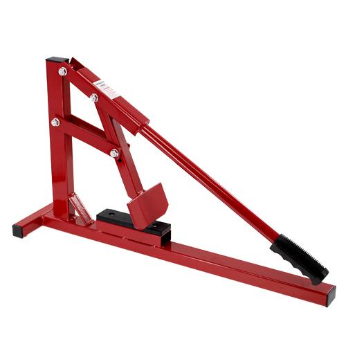 - ProTOOLs プロツールス チープ 整備工具 タイヤ関連 TOOL244 レッド 15~21インチ\nタイヤ幅:約50~150mm 15~21インチ対応 タイヤビードブレーカー 激安通販