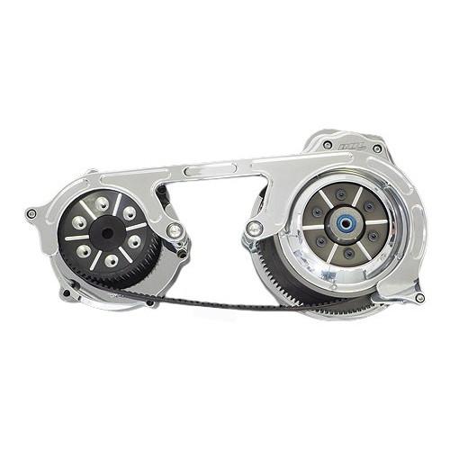 - 取寄 TC2PSH-2-P 021512 2ピース 2インチ オープンベルトキット 16-17y ソフテイル油圧 Belt Drives Limited(ベルトドライブリミテッ