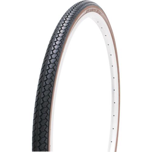 - SHINKO シンコー 自転車 タイヤ 売買 SR078 26×1 ブラック 3 O ブラウン 8 W お買い得品 軽快車