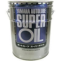 - 部分合成油 90793-30612 純正部品 オートルーブ 20L スーパーオイル ヤマハ 返品不可 1缶 YAMAHA 至上