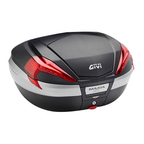 取寄 92356 V56NN 無塗装 ブラック/カーボン GIVI(ジビ) ブラック/カーボン 1個