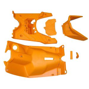 取寄 BWS125-12-O BWS125 カラーインナーパーツセット オレンジ KN企画 オレンジ 1個