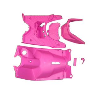 取寄 BWS125-12-P BWS125 カラーインナーパーツセット ピンク KN企画 ピンク 1個