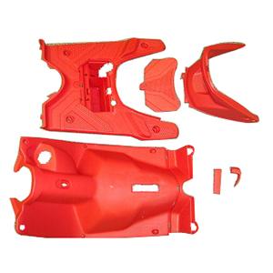 KN企画 BWS125 カラーインナーパーツセット レッド メーカー品番:BWS125-12-R 1個