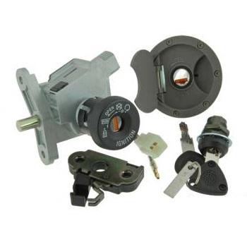 取寄 SG6-AEROX-06-1999 Lock set Motoforce for AEROX 1999 KN企画 1個