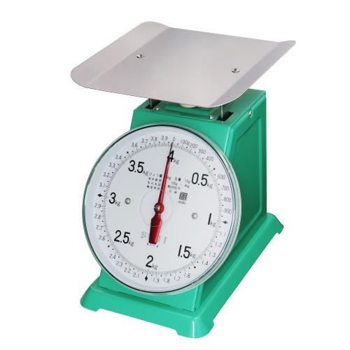取寄 上皿自動秤 K-1型 平皿4kg 新潟精機 1個