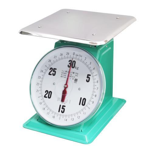 取寄 上皿自動秤 E型 平皿30kg 新潟精機 1個