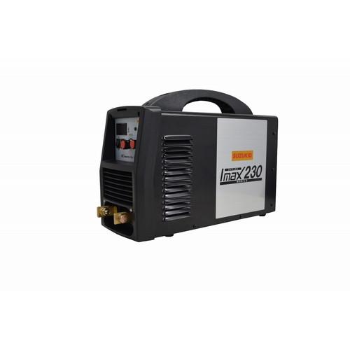 取寄 SIM-230 アイマックス230 200V専用 直流インバータアーク溶接機 SUZUKID(スズキッド) ブラック×シルバー 1台