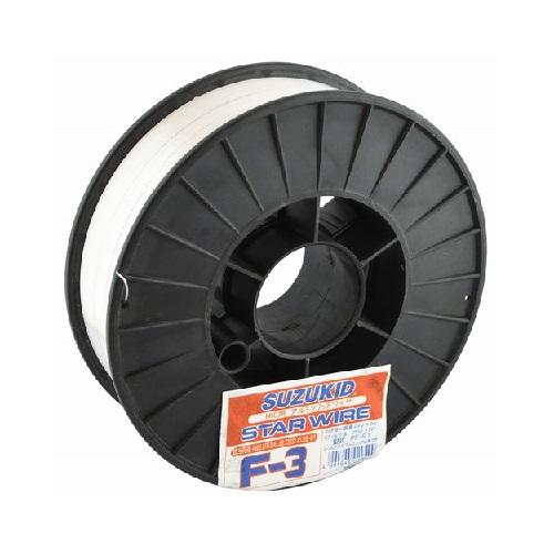 取寄 PF-91 スターワイヤF-3 ソリッドワイヤアルミ用0.8φ×2Kg SUZUKID(スズキッド) 1個