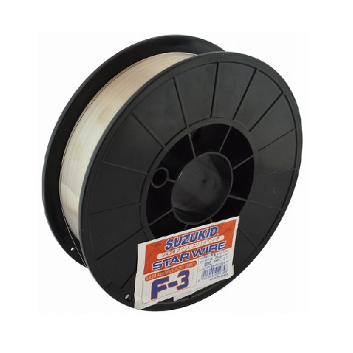 取寄 PF-101 スターワイヤF-3 ソリッドワイヤステンレス用0.6φ×5Kg SUZUKID(スズキッド) 1個
