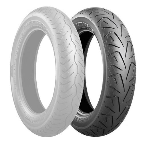 バイクタイヤ MCS01402 BATTLECRUISE H50 180/55R18R80H TL BRIDGESTONE[ブリヂストン]