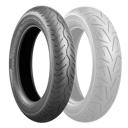 バイクタイヤ MCS01398 BATTLECRUISE H50 130/60B19F61H TL BRIDGESTONE[ブリヂストン]