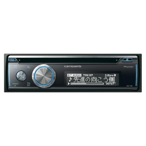 取寄 DEH-7100 CD/Bluetooth/USB/チューナーメインユニット Pioneer(パイオニア) 1セット