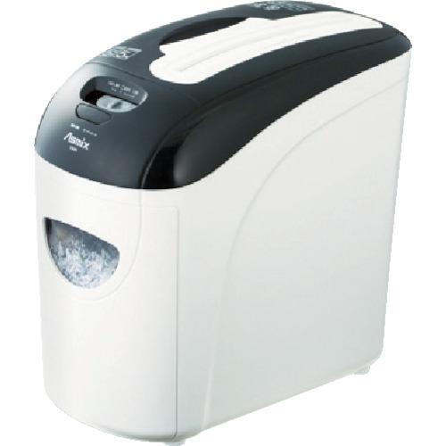 取寄 S34M マイクロカットシュレッダー S34M Asmix(アスミックス) ホワイト&ブラック 1台