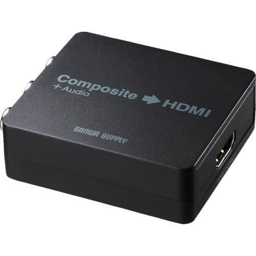 取寄 VGA-CVHD4 変換コンバーター VGA-CVHD4 サンワサプライ 1個