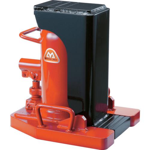 取寄 爪式油圧ジャッキ MHC-1.2T 爪付ジャツキ スプリングナシ MHCー1.2T マサダ製作所 爪式油圧ジャッキ 1台