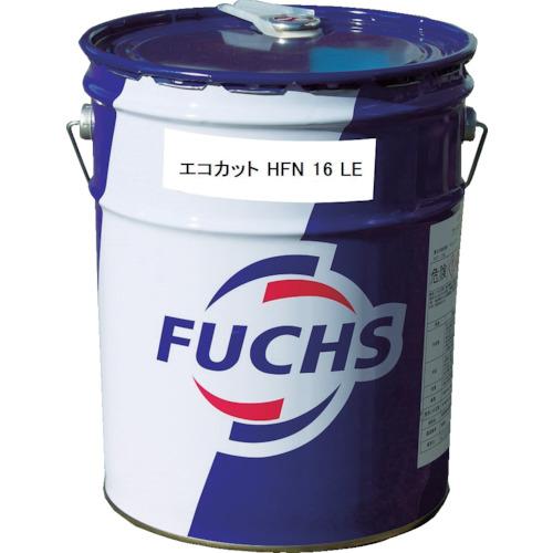 取寄 HFN16LEPL エコカットHFN16油性切削油20Lペール缶 フックスジャパン 淡黄色 1缶
