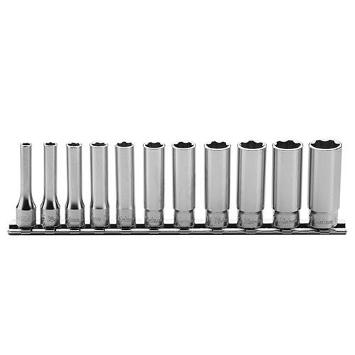 取寄 RS2310M/11 RS2310M/11 1/4(6.35mm)SQ. サーフェイスディープソケットレールセット 11ヶ組 ko-ken(コーケン) 1セット