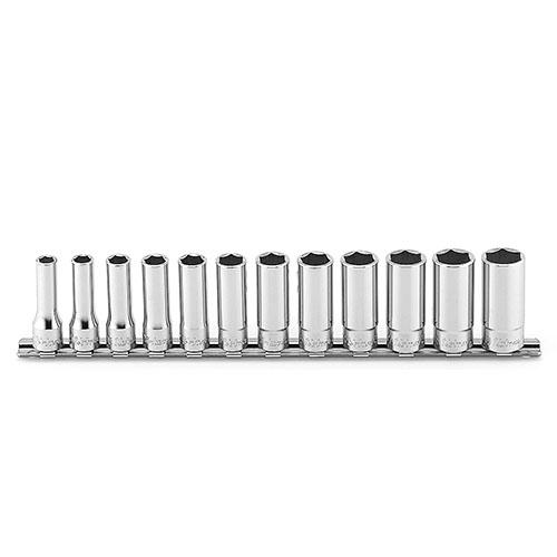 取寄 RS3300M/12 RS3300M/12 3/8(9.5mm)SQ. 6角ディープソケットレールセット 12ヶ組 ko-ken(コーケン) 1セット