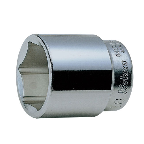 6角ソケット 6400M-68 6400M-68 3/4(19mm)SQ. 6角ソケット 68mm ko-ken(コーケン) 6角ソケット 1個