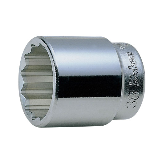 取寄 6角ソケット 6405M-68 6405M-68 3/4(19mm)SQ. 6角ソケット 68mm ko-ken(コーケン) 6角ソケット 1個