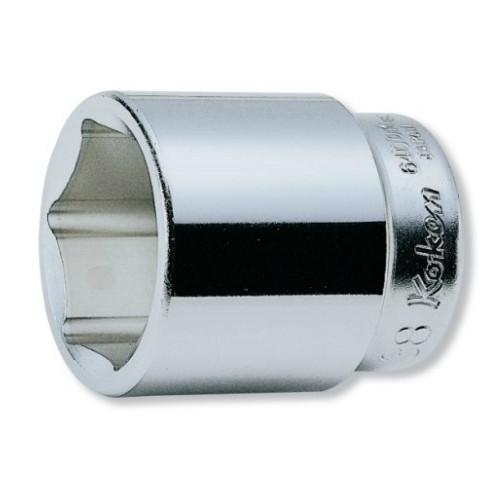 取寄 6角ソケット 6400A-2.1/2 6400A-2.1/2 3/4(19mm)SQ. 6角ソケット 2.1/2 ko-ken(コーケン) 6角ソケット 1個