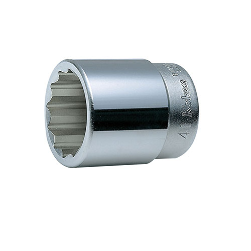取寄 6角ソケット 8405M-76 8405M-76 1(25.4mm)SQ. 6角ソケット 76mm ko-ken(コーケン) 6角ソケット 1個