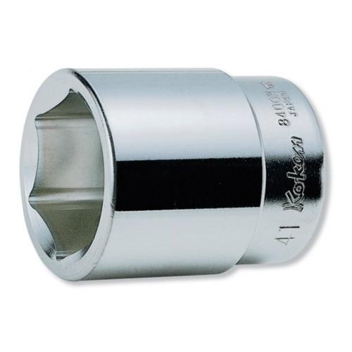 取寄 6角ソケット 8400A-2.3/8 8400A-2.3/8 1(25.4mm)SQ. 6角ソケット 2.3/8 ko-ken(コーケン) 6角ソケット 1個