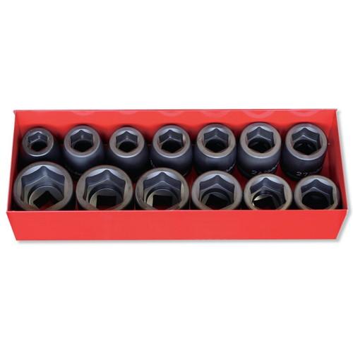 取寄 16201A 16201A 3/4(19mm)SQ. インパクト6角ソケットセット 11ヶ組 ko-ken(コーケン) 1セット